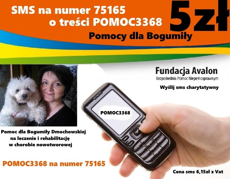 sms Bogumiła Dmochowska